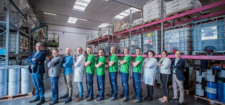 Eurchem Industria Chimica Srl – La Squadra
